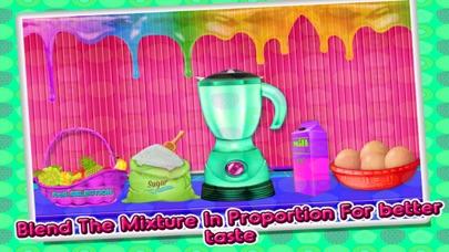 Sweet Ice Lollipop Maker – Making Game screenshot three