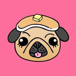 Pancake The Pug