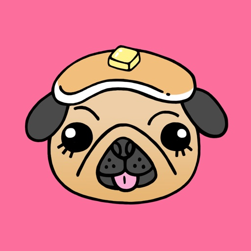 Pancake The Pug