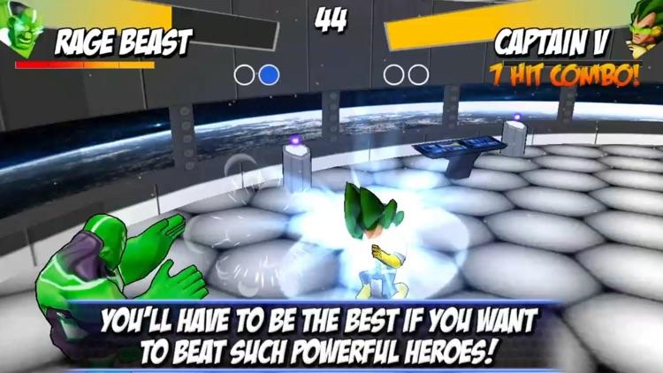 Superheroes Shadow Battle