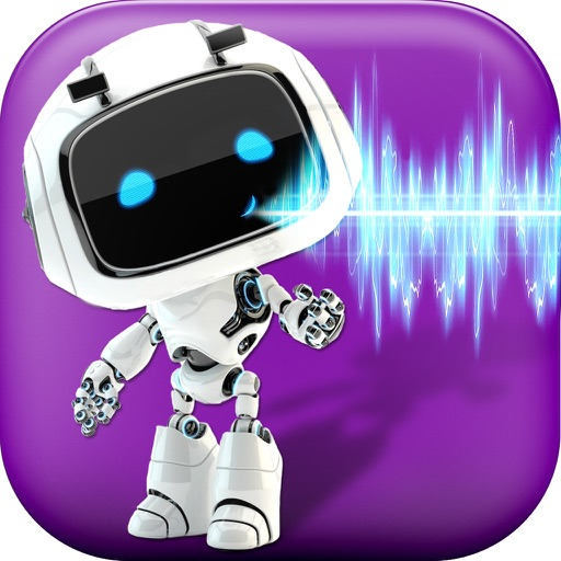 Robot Voice Changer – Sound Modifier with Effects
