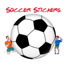 Soccer Stickers - Football and Soccer Excitement