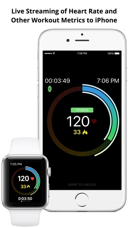 MotiFIT - Workout Tracker + Heart Rate Monitor screenshot-4