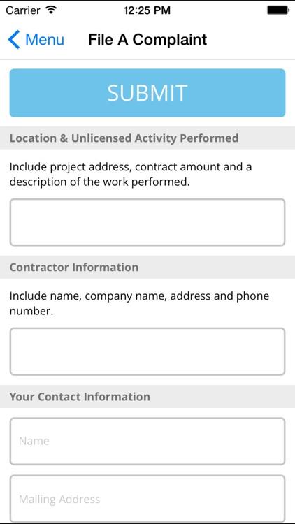La. Contractor screenshot-3