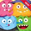 ハロウィンモンスターハンター:幼児プレイ教育は子供の幼児のためのゲーム楽しいシューティング