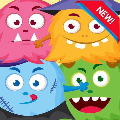 Halloween Monsters Hunter: Shooting Games For Kids iOS App