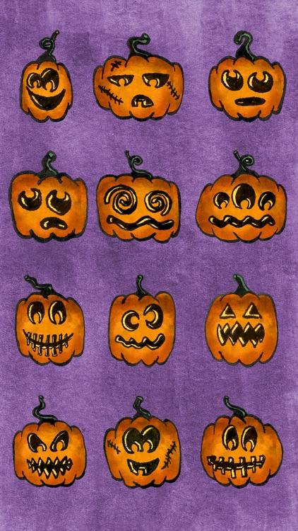 Pumpkin Patch Emoji