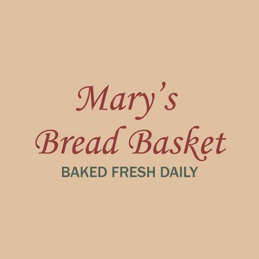Mary's Bread Basket