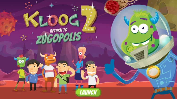 Kloog 2 Return to Zugopolis for iPhone