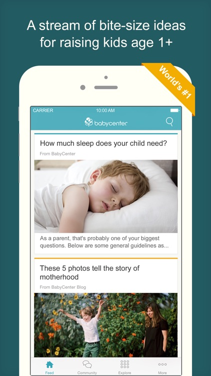 Parenthood | BabyCenter