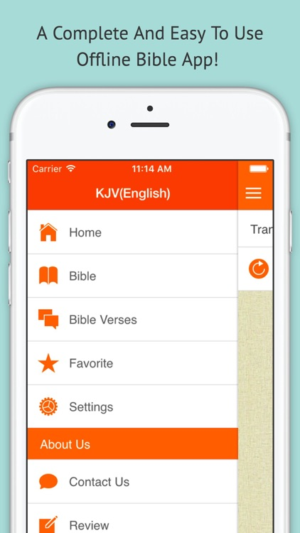Bible Offline - Read Bible, Verses, Bible For Feelings And More screenshot-4