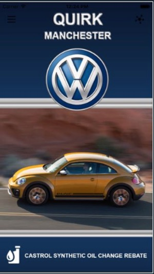 QUIRK VW Manchester NH on the App Store