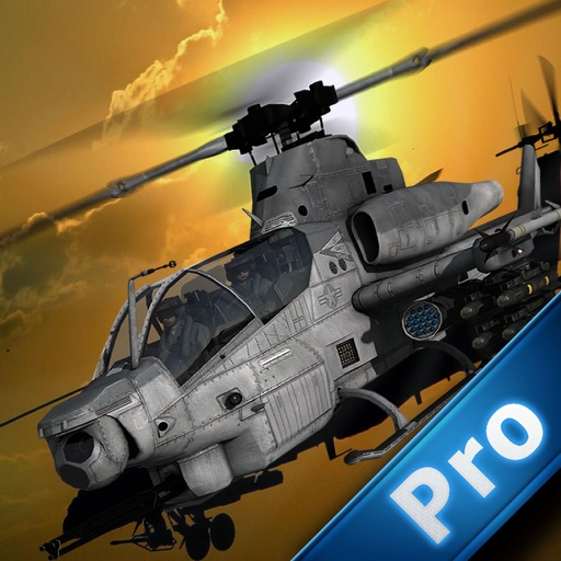 Big Helicopter Flight Simulator Pro - Addictive Game In The Air