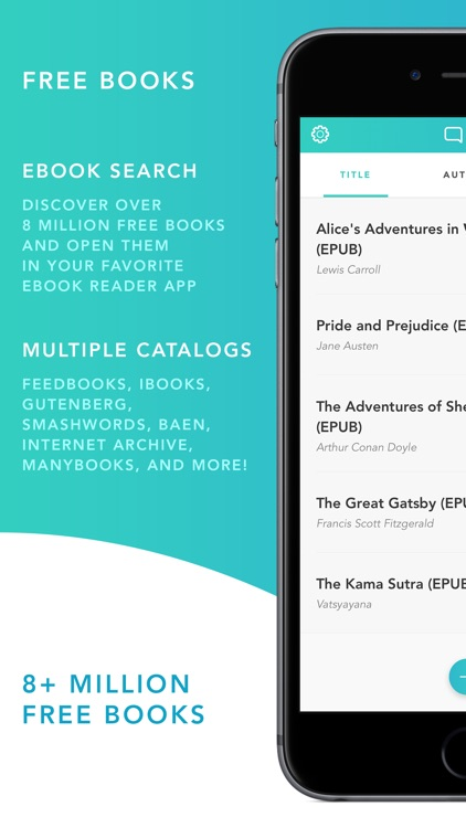 eBook Search Pro - eBooks for iBooks and more