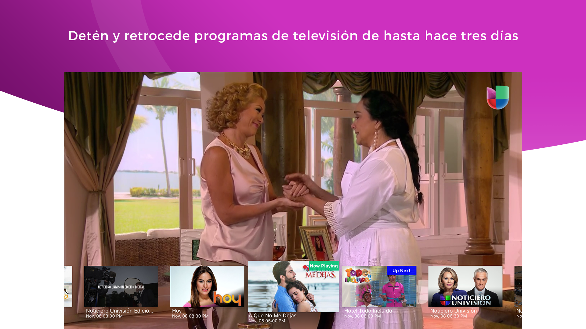 Univision Now screenshot 10
