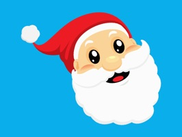 Christmas is coming soon and now you can add an adorable Santa to your conversations