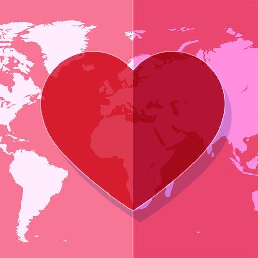 Multi-language Love