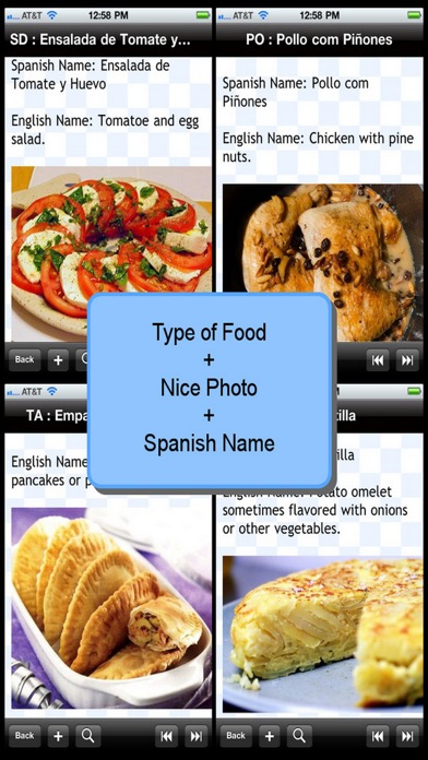 The Tapas And Spanish Cuisine Bible review screenshots