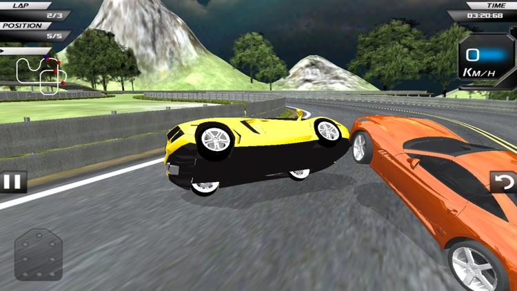 offroad Legends Car Racing Amazing Stunt Race FREE screenshot-3