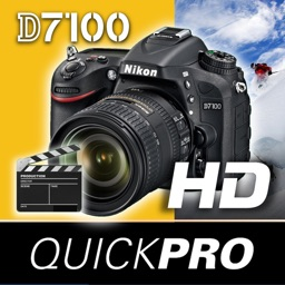 Nikon D7100 Shooting Video HD from QuickPro