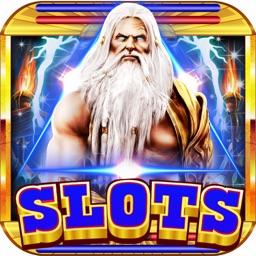 Zeus Slots - God of 777 Slot Machines!