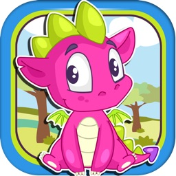 Awesome Crazy Dragon - A Cute Baby Beast Strategy Game