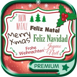 Merry Christmas Greeting Cards & Messages - Pro