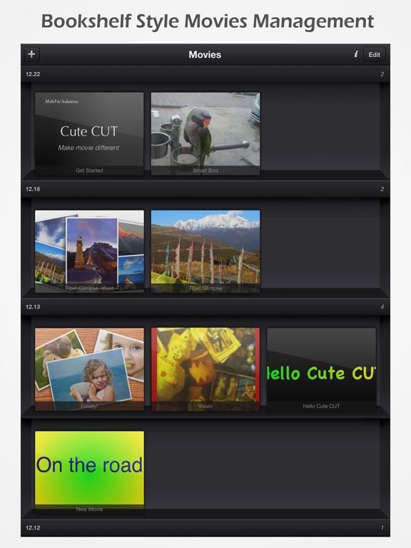 Cute CUT Pro Screenshots