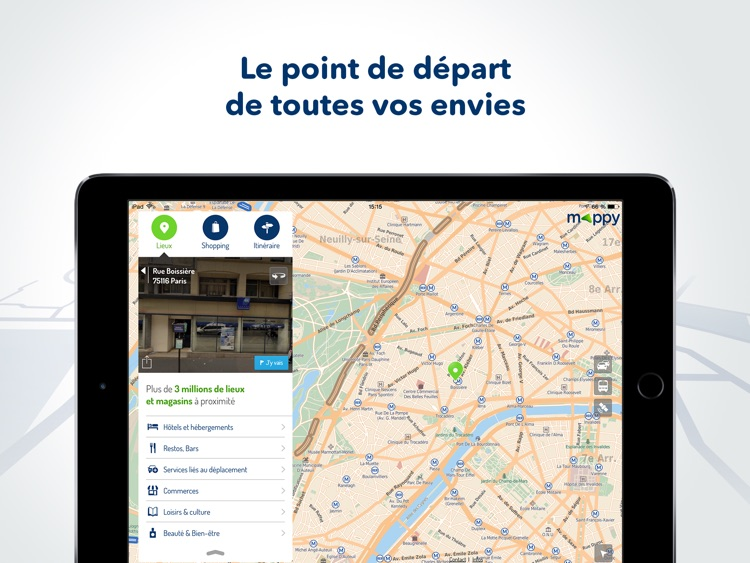 Mappy – Plan, Itinéraire screenshot-0