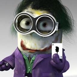 Wallpapers HD Villain Squad - Joker Edition