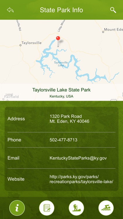 Kentucky State Parks screenshot-3