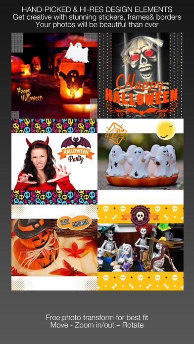 InstaBoo! : Happy Halloween