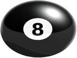 Magic 8 Ball Animated Stickers