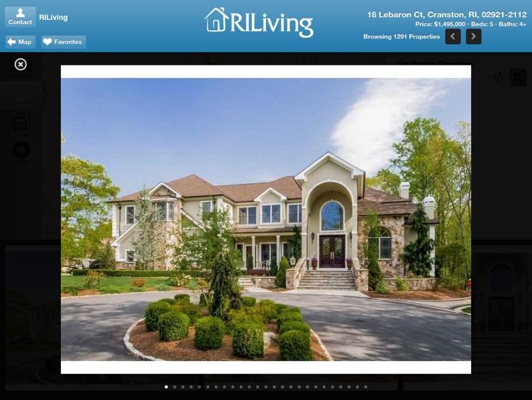 RILiving for iPad screenshot-4