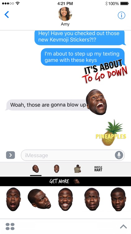 KEVMOJI by Kevin Hart screenshot-2
