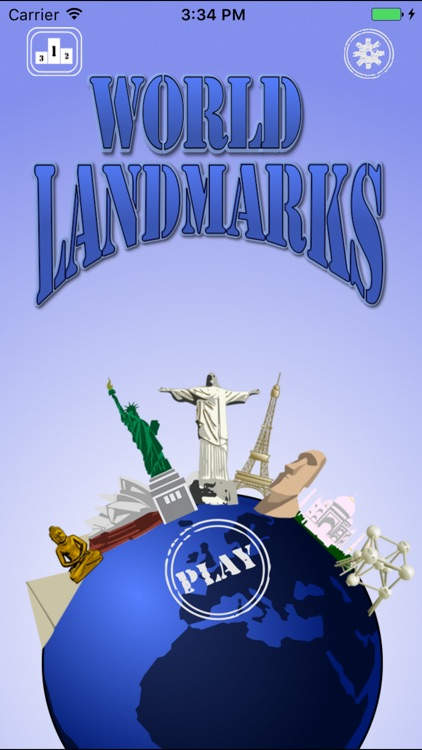 World Landmarks Quiz