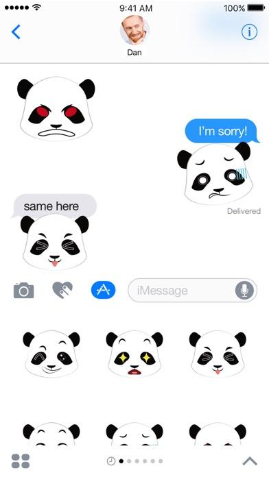 Screenshot #5 for Panda Expressions