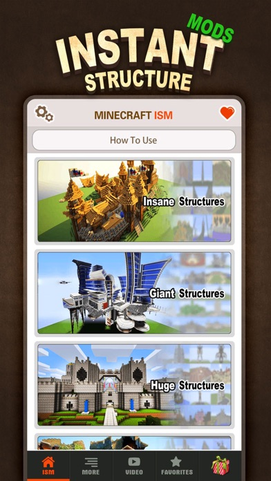 Lucky Block Instant Structures Mod Guide for MCPC-0