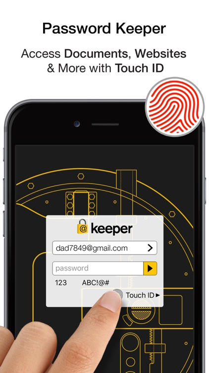 Keeper® Password Manager & Secure Digital Vault app image