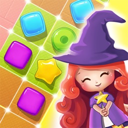 Sudoku Candy Witch: Mind Puzzles & Patterns Solver