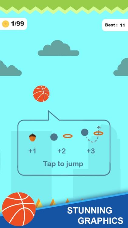 Hip Hop Goal Free- A game of basketball goals screenshot-3