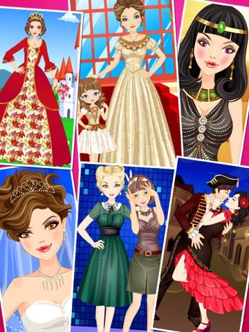 Макияж и салон одеваются игры для iPad