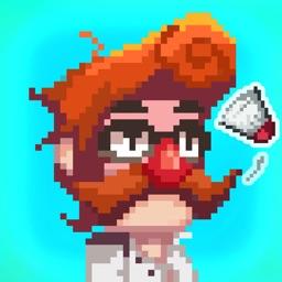 Pixel Cup Badminton