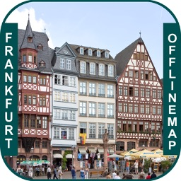 Frankfurt_Germany Offline maps & Navigation