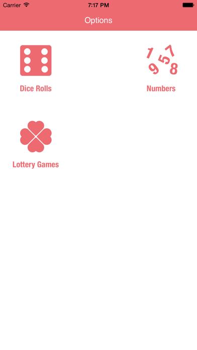 Numeros aleatoriosCaptura de pantalla de1