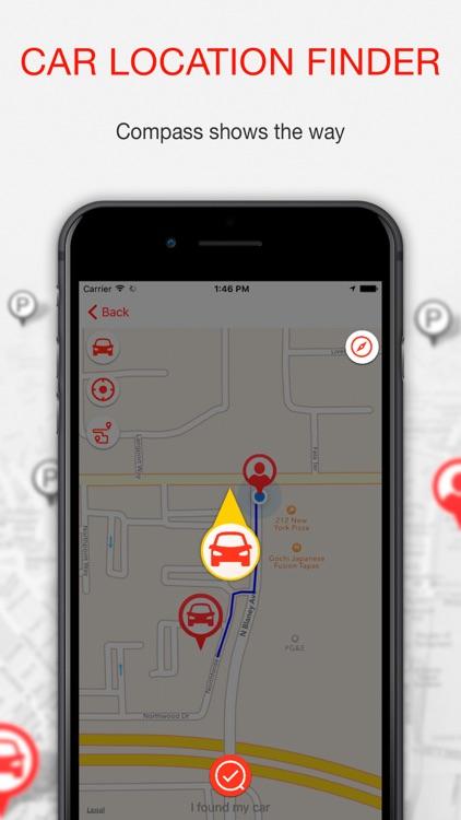 Car Location Finder screenshot-3