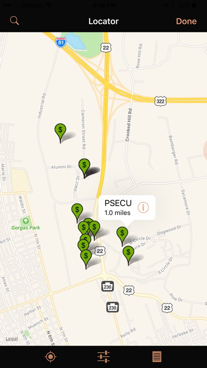 PSECU Mobile+ screenshot-4