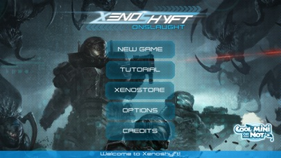 XenoShyft Screenshots