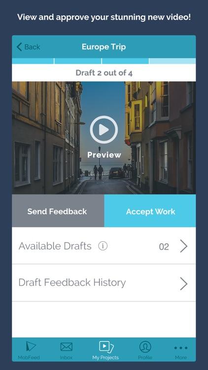 VidMob: A Marketplace to Hire Pro Video Editors screenshot-4
