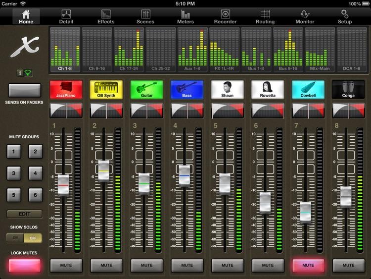 X32-Mix